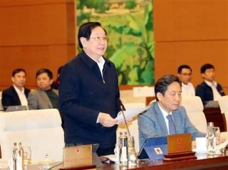 Cho ý kiến việc sắp xếp, thành lập đơn vị hành chính các cấp 6 tỉnh