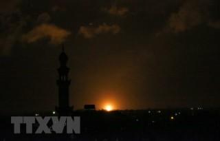 Phái đoàn Ai Cập đã tới Dải Gaza nhằm hạ nhiệt căng thẳng