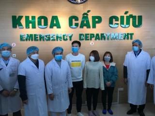 Thêm 3 bệnh nhân nhiễm nCoV của Việt Nam đã khỏi bệnh và xuất viện