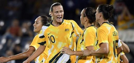 Vòng loại Olympic: Thái Lan bị Úc dội 'mưa gôn' trước khi về nước