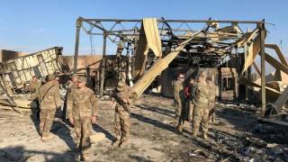 Hơn 100 binh sỹ Mỹ có thể bị tổn thương não sau khi bị Iran không kích
