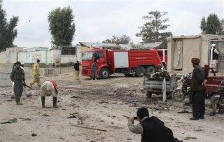 Afghanistan: Nổ bên ngoài đại học quân sự ở thủ đô Kabul