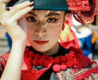"""Hoàng Thuỳ Linh """"thăng hoa"""" khi nhận 4 đề cử giải Cống hiến 2020"""