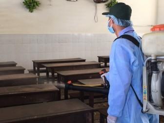 Vệ sinh, khử trùng nơi ở và dụng cụ gia đình trong phòng ngừa lây nhiễm virus Corona