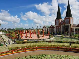 Tập trung thực hiện dự án Khu du lịch văn hóa tâm linh Bà Chúa Xứ - cáp treo núi Sam