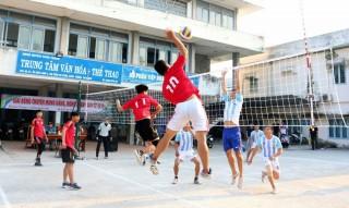 Phong trào thể dục - thể thao ở Châu Thành phát triển rộng khắp