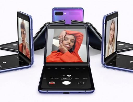 Samsung Galaxy Z Flip ra mắt: màn hình gập vỏ sỏ, giá 1380 USD bán ngày Valentine