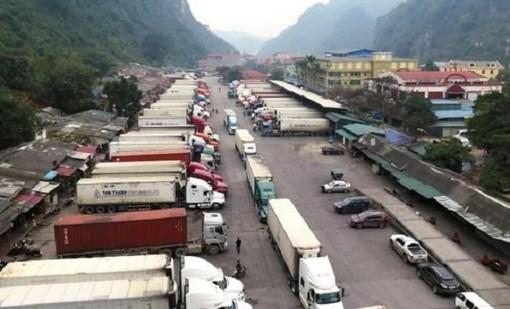 Tháo gỡ khó khăn hoạt động xuất nhập khẩu, vận chuyển hàng hóa qua biên giới