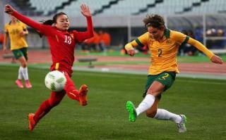 ĐT nữ Australia, đối thủ của ĐT nữ Việt Nam, mạnh cỡ nào?