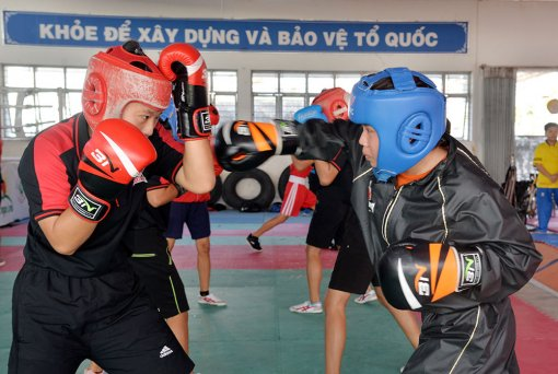 Boxing An Giang nỗ lực khẳng định vị thế tại khu vực ĐBSCL