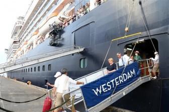 Nữ hành khách tàu Westerdam bị phát hiện lây nhiễm nCoV