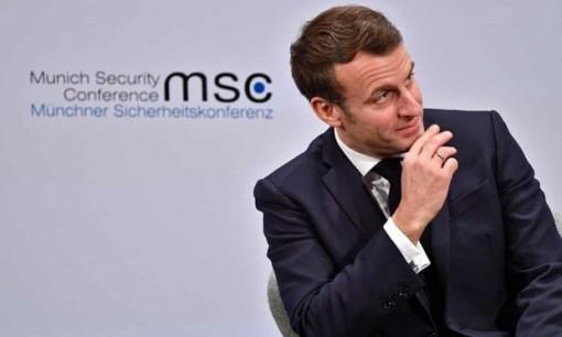 Tổng thống Pháp nhấn mạnh trụ cột an ninh chung châu Âu