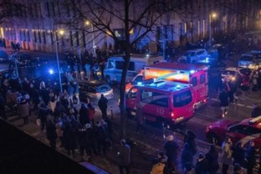 Đức: Xả súng tại sự kiện âm nhạc khiến 4 người thương vong
