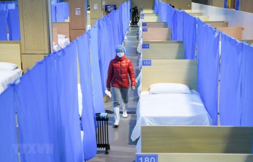 Số ca nhiễm mới COVID-19 tại Trung Quốc giảm ngày thứ 3 liên tiếp