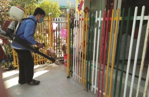 Phú Tân tập trung toàn lực phòng, chống dịch bệnh
