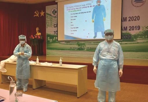 Các cơ sở y tế chủ động phòng, chống dịch bệnh