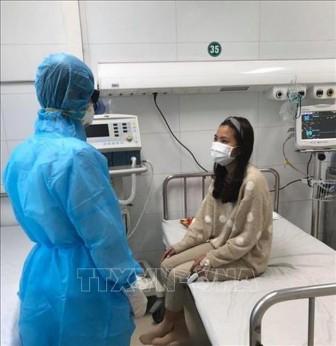 Ngày 18-2 sẽ có thêm 6 trường hợp mắc COVID-19 được xuất viện