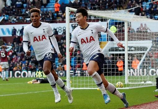 Son Heung-min đi vào lịch sử bóng đá Anh