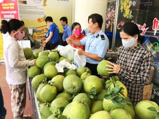 Hỗ trợ tiêu thụ sản phẩm nông, thủy sản cho nông dân