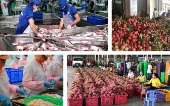 Thị trường EU mở rộng, nông sản Việt cần tận dụng ngay cơ hội