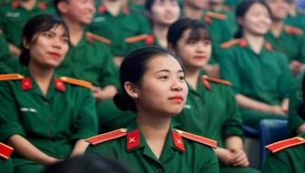 19 trường tuyển sinh đào tạo đại học và cao đẳng quân sự