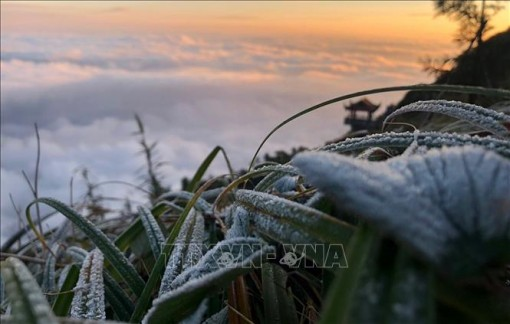 Thời tiết 18-2: Miền Bắc có nơi rét đậm, rét hại, vùng núi đề phòng băng giá