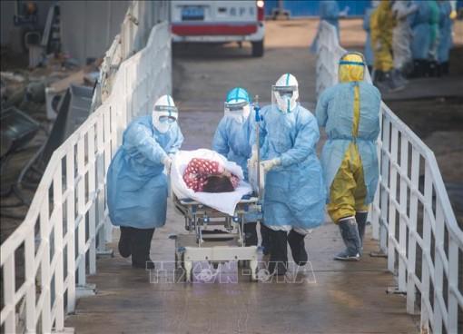 Tỉnh Hồ Bắc, Trung Quốc thông báo 93 ca tử vong mới do dịch COVID-19