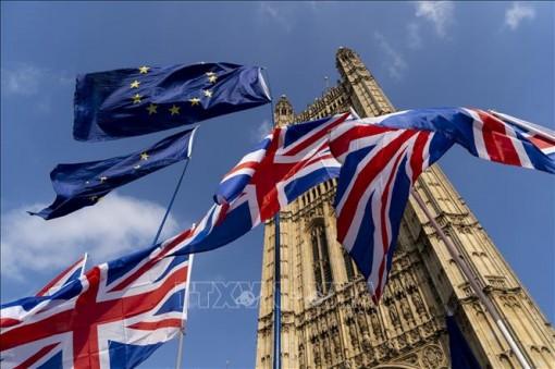 Vấn đề Brexit: Anh không cho phép EU giám sát thương mại
