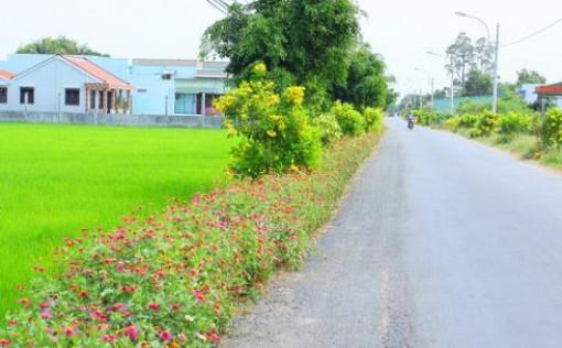 Huyện Châu Thành (Long An) đạt chuẩn nông thôn mới