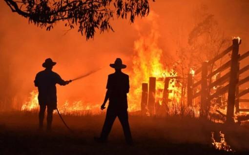 Thảm họa cháy rừng ảnh hưởng cuộc sống của 75% người dân Australia