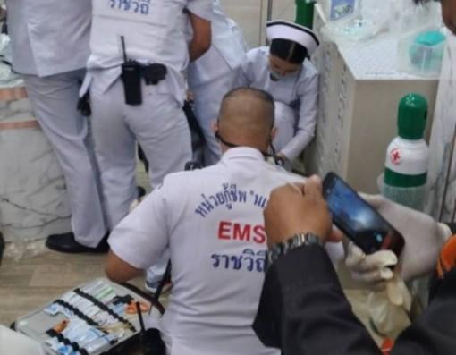 Nổ súng trong trung tâm thương mại ở Bangkok, ít nhất 1 người chết
