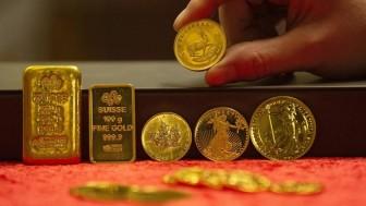 Lo ngại COVID-19, giá vàng tăng lên mức cao nhất kể từ năm 2013