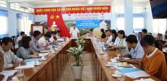 Sơ kết 2 năm thực hiện quy hoạch phát triển du lịch 3 xã cù lao Giêng