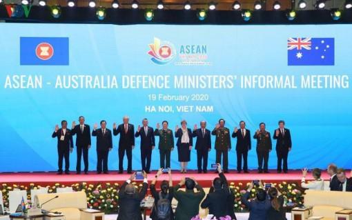ASEAN hoan nghênh hợp tác với Australia thông qua ADMM+
