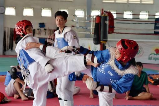 Duy trì và phát triển võ thuật
