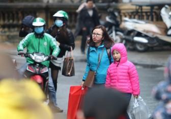 Thời tiết ngày 20-2: Bắc Bộ trời rét và mưa phùn, Nam Bộ nắng nóng 35 độ C