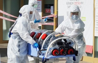 Hàn Quốc ghi nhận số trường hợp nhiễm COVID-19 mới tăng cao