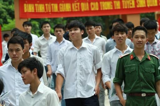 Hướng dẫn đăng ký sơ tuyển vào các trường đại học, cao đẳng trong quân đội