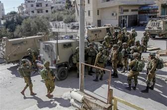 Israel bắt thủ lĩnh cấp cao của Hamas ở Bờ Tây