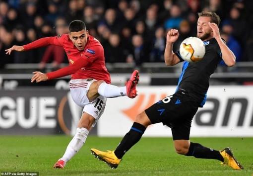 Kết quả vòng 1/16 Europa League: MU, Arsenal tạm chiếm lợi thế