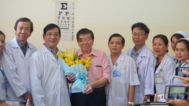 Bệnh nhân cuối cùng nhiễm virus Corona tại TP Hồ Chí Minh đã xuất viện
