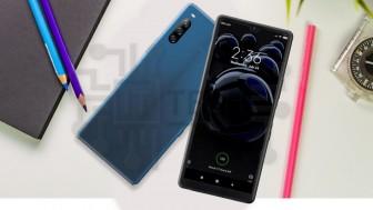 Xperia L4 - Smartphone đầu tiên có màn hình giọt nước của Sony ra mắt đầy bất ngờ