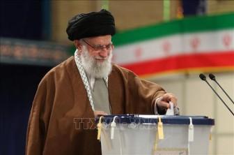Tổng tuyển cử tại Iran: Các chính khách theo đường lối dân tộc chiếm ưu thế