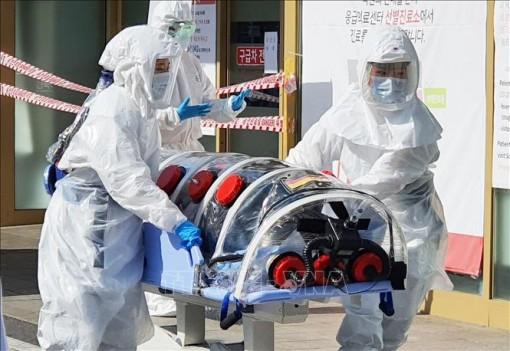Thêm 142 ca nhiễm COVID-19 mới công bố sáng 22-2 tại Hàn Quốc