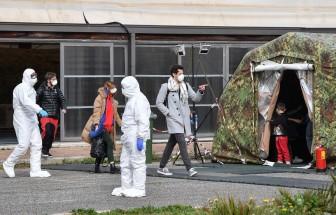 Italy: Số người nhiễm bệnh COVID-19 vượt qua con số 100