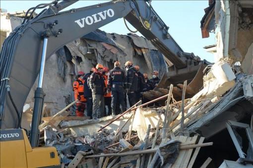 Động đất tại biên giới Iran - Thổ Nhĩ Kỳ, 7 người thiệt mạng