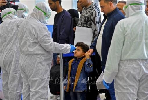 Số ca tử vong do nCoV tại Iran đã tăng lên 8 người