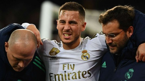 Vỡ mắt cá chân, Hazard nghỉ hết mùa, nguy cơ lỡ EURO