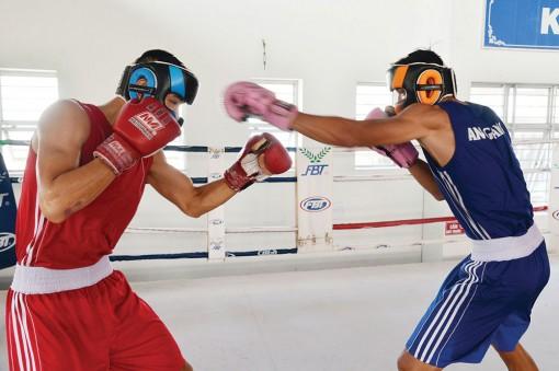 Các bộ môn thể thao duy trì tập luyện, sẵn sàng tranh tài