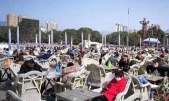 Trung Quốc cảnh báo một bộ phận dân chúng chủ quan trước dịch COVID-19
